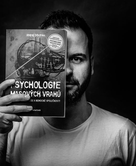 """online přednáška """"Psychologie masových vrahů"""""""